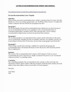 Cover Letter Template for It Job - Employment Verification Letter Template Microsoft Collection