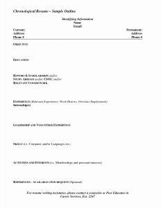 Cover Letter Template for It Job - Good Examples Resumes Unique Volunteer Work Resume New Resume