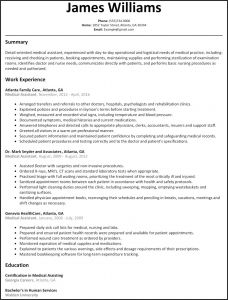 Cover Letter Template for Medical assistant - 50 Concepts Resume Examples for Medical assistant