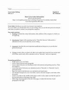 Cover Letter Template Purdue Owl - Block Letter format Owl Purdue Fresh Resume Templates Purdue Owl