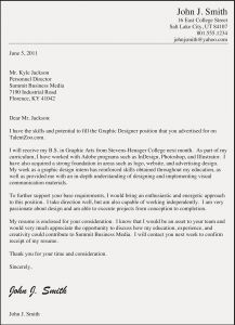 Create Cover Letter Template - Examples Cover Letter for A Resume Refrence How to Write A Cover