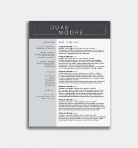 Creative Cover Letter Template Free - Academic Cover Letter Sample Model Executive Resume Cover Letter
