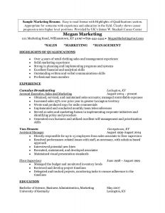 Cv Letter Template - Resume Letter Sample Best Resume Cover Letter Sample Lovely Resume