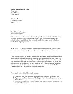 Debt Dispute Letter Template - Debt Collection Dispute Letter Template Uk