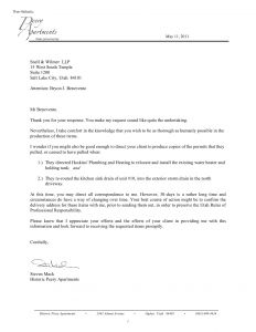 Demand Letter Template Breach Of Contract - Cease and Desist Letter Breach Contract Template Samples