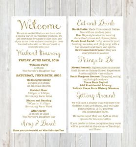 Destination Wedding Welcome Letter Template - Wel E Letter Template for Wedding Guests Samples