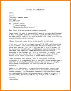 Disability Appeal Letter Template - Aetna Disability Appeal Letter