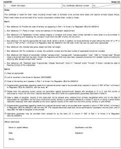 Dividing Fence Letter Template - Eur Lex R0206 En Eur Lex