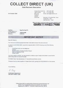 Dunning Letter Template - Dunning Letter Example Uk Refrence Debt Collection Letter Template