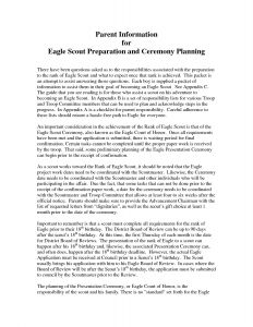 Eagle Scout Letter Of Recommendation Template - Eagle Scout Letter Re Mendation Sample From Teacher