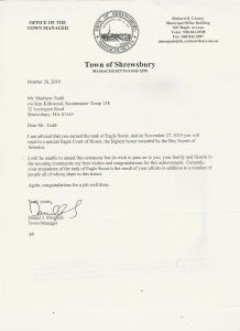 Eagle Scout Recommendation Letter Template - 50 Fresh Eagle Scout Letter Re Mendation Sample