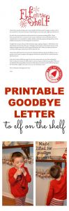 Elf On A Shelf Goodbye Letter Template - 261 Best Christmas Images On Pinterest