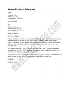 Elf On the Shelf Goodbye Letter Template - Farewell Letter to Colleagues Sample Farewell Letter