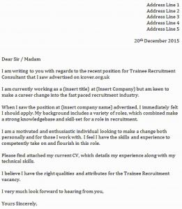Email Letter Template - Email Resume Cover Letter Lovely who to Address Cover Letter to New