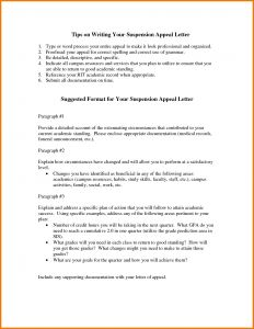 Employee Suspension Letter Template - Amazon Appeal Letter Template Inspirational How to Write A