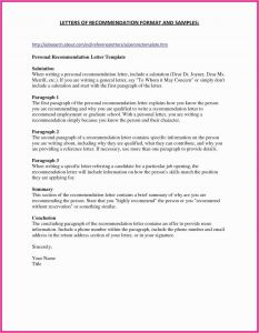 Employer Reference Letter Template - Reference Letter Keywords Refrence Nanny Reference Template Best