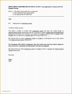 Employment Verification Letter Template Microsoft - 33 Letter Head Sample