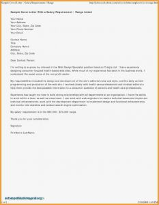 Employment Warning Letter Template - Parole Letter Template Apextechnews
