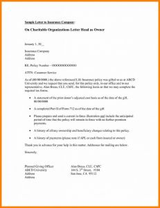 Encroachment Letter Template - Indemnity Letter format Save Letter Indemnity Insurance Template