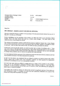 Estoppel Letter Template - Letter Intent to Take Legal Action Template Examples