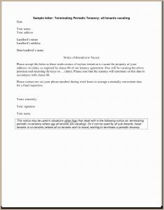 Eviction Letter Template Free - 31 Fresh Eviction Letter Template – Letter Templates