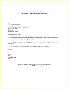 Executor Of Estate Letter Template - Letter Appointment Executor Elegant Executor Estate Letter