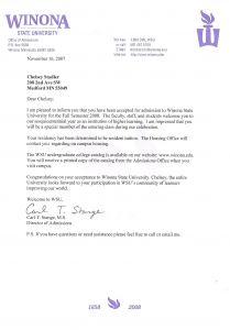 Fake Acceptance Letter Template - Acceptance Letter Template College Fresh College Acceptance Letter