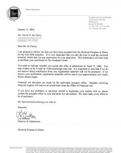 Fake College Acceptance Letter Template - Acceptance Letter Template College Valid College Acceptance Letter