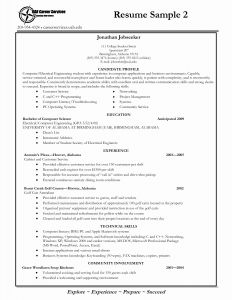Fake College Acceptance Letter Template - 24 Resume Template for College Student