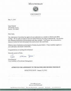 Fake Harvard Acceptance Letter Template - Acceptance Letter Template College New Acceptance Letter for College