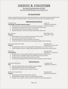 Field Trip Letter Template - Peer Support Cover Letter Valid Activities Resume Template Valid Job