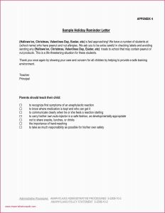 Field Trip Reminder Letter to Parents Template - 30 Awesome Letter to Principal From Parent to Request Teacher
