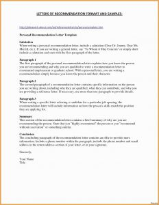 Formal Business Letter Template - formal Business Letter Template Examples Types Write A Business