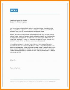 Formal Letter Template Microsoft Word - Training Manual Template Microsoft Word New Business Letter Template