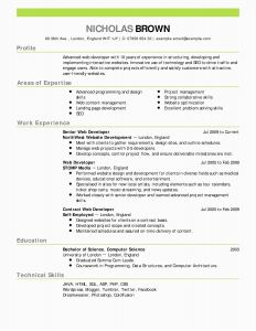 Free Cover Letter Template Microsoft Word - 25 New Microsoft Resume Template Professional