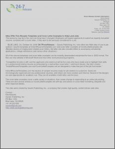 Free Letter Heading Template - 22 Free Samples Cover Letters for Resume Example