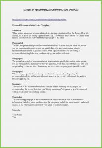 Free Reference Letter Template for Employment - 27 Employment Reference Letter Model