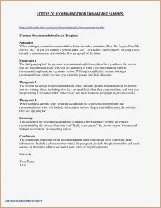 Free Reference Letter Template for Employment - Reference Letter for Design Student Best Unique Letter Re Mendation