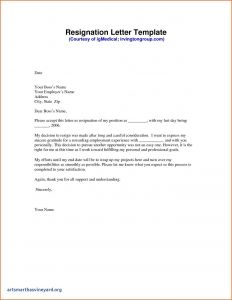 Free Resignation Letter Template Word - foreclosure Letter Template top Best Lovely Pr Resume Template