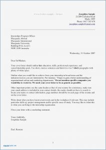 Free Simple Cover Letter Template - Simple Cover Letter for Resume format New Fresh Simple Resume format