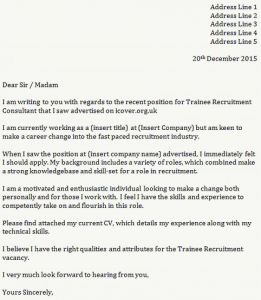 Free Template Cover Letter - Motivation Letter format who to Address Cover Letter to New Job