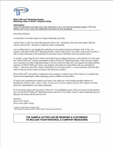 Fsbo Letter Template - Fsbo Fer Letter Template Collection