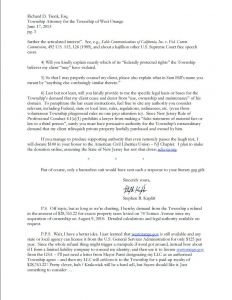 General Cease and Desist Letter Template - General Cease and Desist Letter Template Examples