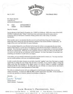 General Cease and Desist Letter Template - California Cease and Desist Letter Template Examples