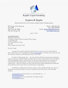 General Cease and Desist Letter Template - California Cease and Desist Letter Template Gallery