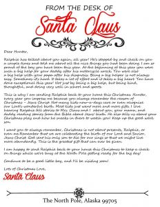 Goodbye Letter From Elf On the Shelf Template - Elf the Shelf Arrival Letter Template Pdf