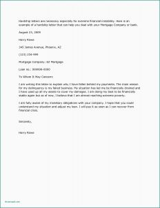 Hardship Letter for Loan Modification Template - Hardship Letter for Immigration Example Immigration Hardship Letter