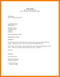Hoa Complaint Letter Template - Template Letter Plaint to orange Best Modified Block format