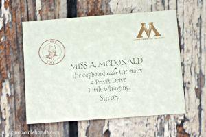 Hogwarts Acceptance Letter Envelope Template - Hogwarts Acceptance Letter Envelope Template Printable 2018