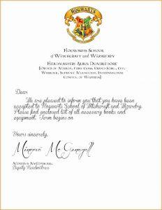 Hogwarts Acceptance Letter Envelope Template - Hogwarts Acceptance Letter Envelope Template Printable Examples